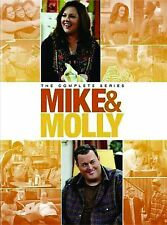 MIKE and Molly the Complete Series Collection on DVD 1-6 Season 1 2 3 4 5 & 6
