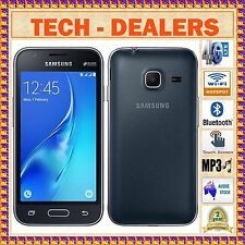 UNLOCKED SAMSUNG GALAXY J1 MINI J105Y BLK+4G WIFI HOTSPOT+8GB+ANDROID+BLUETOOTH