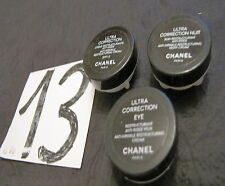 Chanel lot 3 Ultra correction 40 01 Ultra correction eye 36 01 nuit 2012 20 12