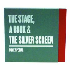 Duke Special - The Stage A Book & The Silver Screen (3 x CD Box Set 2009)