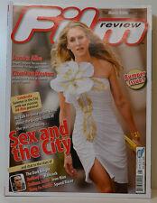 FILM RECENSIONE 696 SEX AND THE CITY - JESSICA ALBA - CHARLTON HESTON ( FR 51)