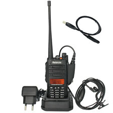 Retevis RT6 VHF/UHF IP67 Funkgeräte 1800mA Radio CTCSS&DCS FM 128CH+USB