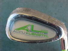 New Accu Length Junior 7 to 9 yrs old Expandable 8 / 9 Iron Golf Club w Wrench