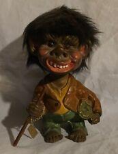 Vintage Western Germany Heico Original Bobble Head Nodder Troll