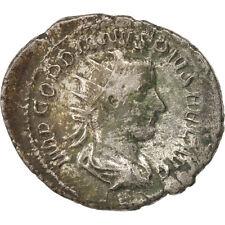 [#403192] Gordian III, Antoninianus, 244, Roma, VF(30-35), Billon, RIC:143