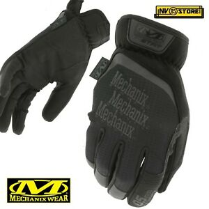 Guanti MECHANIX Fast Fit 0.5 mm Tactical Gloves TSFF Security Antiscivolo BLACK