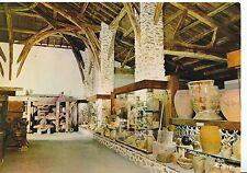 France Postcard - St Laurent De La Plaine - Grand Hall - Ref AB2690