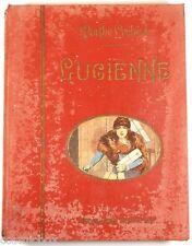 Livre ancien LUCIENNE édition de luxe toilé Marthe Lachèse illustrations Dutriac