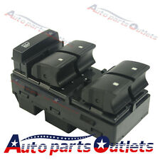 New Front Left Power Window Switch For Traverse Hhr Silverado 1500 20945129
