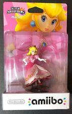 Nintendo Amiibo Figure [ Super Smash Bros Series / Peach ] NEW