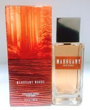 Bath and Body Works MAHOGANY WOODS For Men Cologne Spray 3.4 oz 100ml inbox