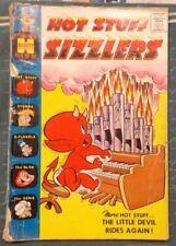 1960 Vol 1 #1 Hot Stuff Sizzlers The Little Devil Rides Again Giant Harvey Comic