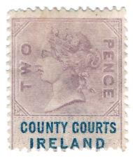 (I.B) QV Revenue : County Courts Ireland 2d (1878)
