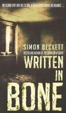 Written in Bone, 2008 publication By Simon Bcktt