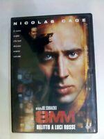 dvd - 8 mm Delitto a luci rosse - Nicolas Cage DVD
