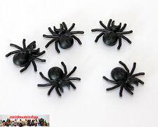 5X Lego® schwarze Spinne, Black Spider, 4113209, 30238, NEU