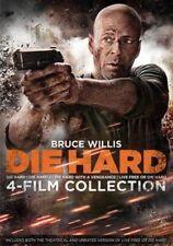 Die Hard 4 Film Collection - DVD Region 1