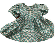 1950's Antique Doll Dress 7 Inches Long Baby Doll Dress