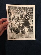 Billy Owens Syracuse Orangemen Signed Photo Basketball SU