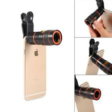 Long Focal Lens Telephoto Manual Focus Telescope Camera For Mobile Smart Phone
