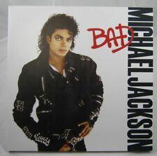 MICHAEL JACKSON Bad Reissue 180g LP Vinyl - 88875143741