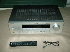 Yamaha Htr-5730 Stereo Receiver 5.1 Channel Audio Video Amp Remote Optical Cable