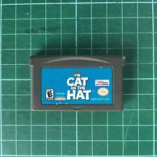 The Cat in the Hat • Nintendo Game Boy Advance GBA