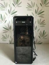 Midi-Tower, PC Tower ATX, DVD Brenner und Leser, Acryglasseitenwand, gebraucht