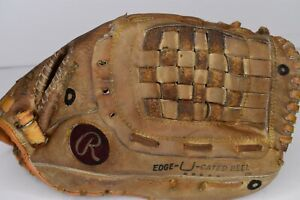"12"" Vintage Rawlings RBG36 Dale Murphy Fastback Baseball Glove Right Hand Throw"