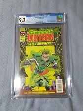 Green Lantern #V3 #50, (1994), 1st App Of Kyle Rayner As Green Lantern, CGC 9.2
