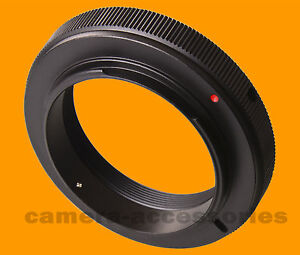 T2 T lens to Four Thirds 4/3 FT mount Adapter Converter Fits Olympus Panasonic