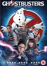 Ghostbusters (2016) DVD FREE SHIPPING