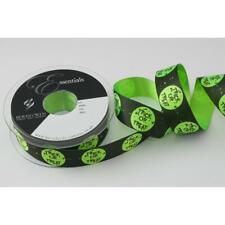 Halloween Ribbon Trick and Treat Berisfords Width 25mm 80259