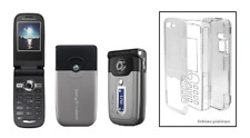 Coque Cristal Transparente (Protection Rigide) ~ SONY ERICSSON Z550 / Z550i