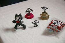 Felix The Cat Toys Stuffed Doll Games Spinners Wendy's Wendys Premiums & Bags