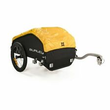 Burley Nomad-Bicycle Cargo Trailer-Covered-Bike Cargo-Touring-100lb cap