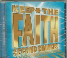 KEEP THE FAITH - Second Chances - STRESSED * FREE ME - CD - NEW