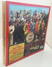 BEATLES-SGT. PEPPER'S LONELY HEARTS...-JAPAN 4 SHM-CD+BLU-RAY+DVD Ltd/Ed AU25