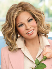 "Raquel Welch Wig""EDITOR'S PICK""RL14/22SShadeWheat-Lacefront Handtied Monotop"
