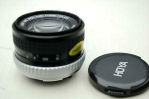 Contax Yashica fit 24mm f2.8 Hoya HMC lens, MINT-