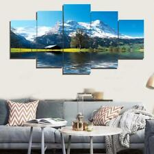 Modern Large Canvas Oil Landscape Painting Wall Art Poster Hanging Decor #3