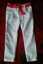 MOTHERCARE GIRLS PANTS..AGE 4/5YRS...NEW