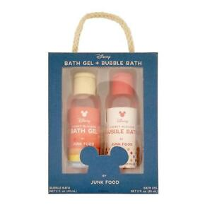 Junk Food x Disney Mickey Mouse Shower Gel Set, New, Free Shipping