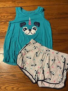 Justice Girls Outfit Lot Size 8/10