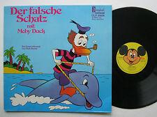 LP Moby Duck - Der Falsche Schatz - Disneyland CLP 9906 - Manfred Jenning