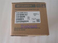 New In Box Mitsubishi PLC FX2N-80MR-ES/UL Programmable Logic Controller