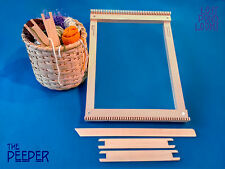 "Lost Pond Looms Weaving Bundle for Instructors/Teachers (7 ""Peepers"")"