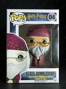 Funko Pop! - Harry Potter - #04 - Albus Dumbledore