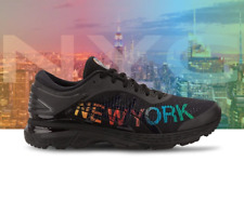 Asics de mujer Gel-Kayano 25 NYC Zapatillas Para Correr Negro Sport 1012A035-001 Reino Unido 5 a 8
