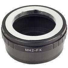 m42-fuji objetivo Adaptador para M42 Lente Fuji fx-mount + Llave Allen Vendedor